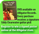 DVD offer Eddy Clearwater