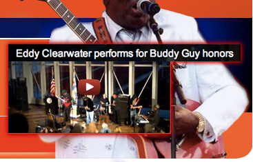 Honoring Buddy Guy